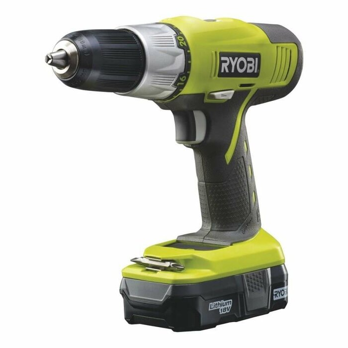 Drill and driver  RYOBI R18DDP-LL13S 5133002075