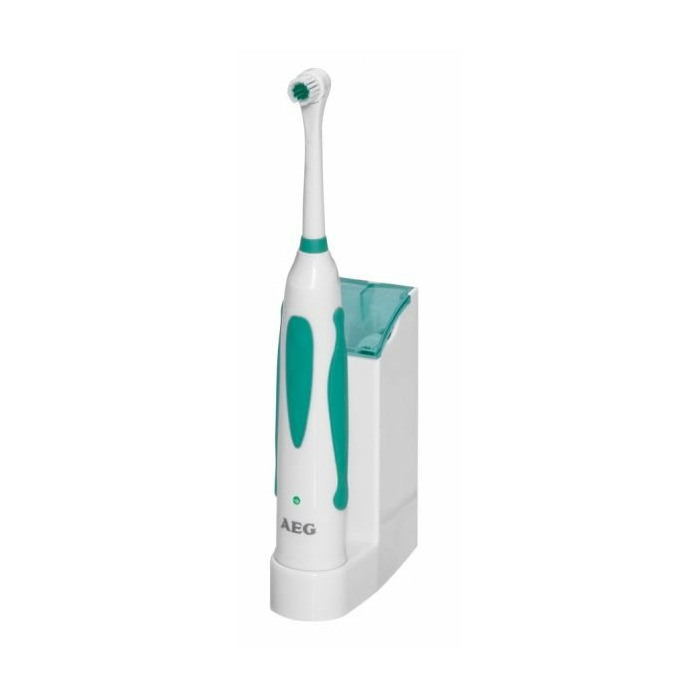 AEG EZ 5623 Adult Rotating-oscillating toothbrush Green, White