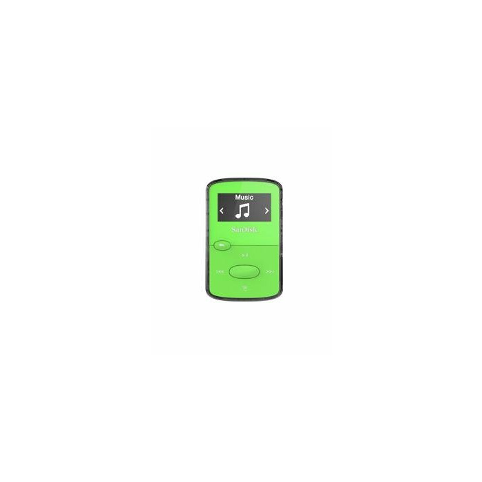 Hama Clip Jam MP3 player Green 8 GB