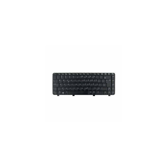 Whitenergy Keyboard for HP Compaq 540, 550 - black