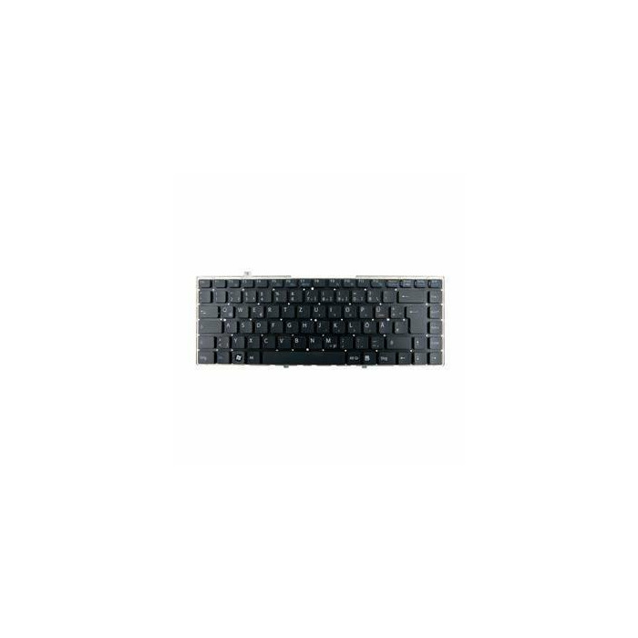 Whitenergy Keyboard for Sony VAIO VGN-FW - black