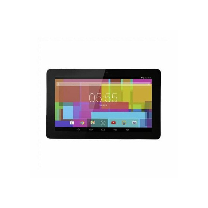 "GoClever QUANTUM 1010 LITE 25.6 "", Black, Multi-touch, TN, 1024 x 600 pixels, Allwinner, A33, 0.5 GB, DDR3-SDRAM, 8 GB, 802.11g, 802.11b, 80, Front camera, 0.3 MP, MicroSD (TransFlash), Android, 4.4, Warranty 24 month(s)"