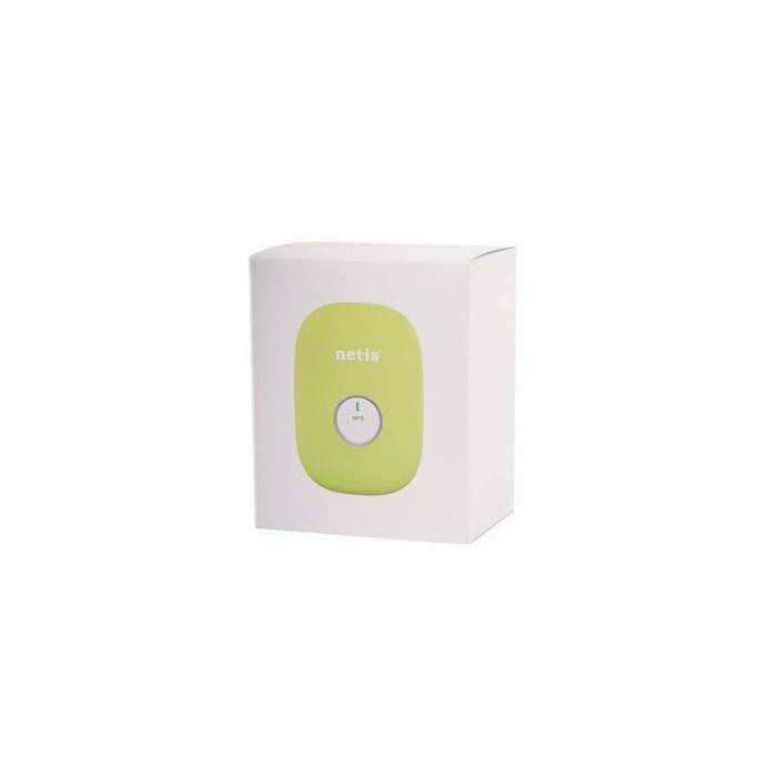 Netis WIFI Repeater 300Mbps + RJ-45, green