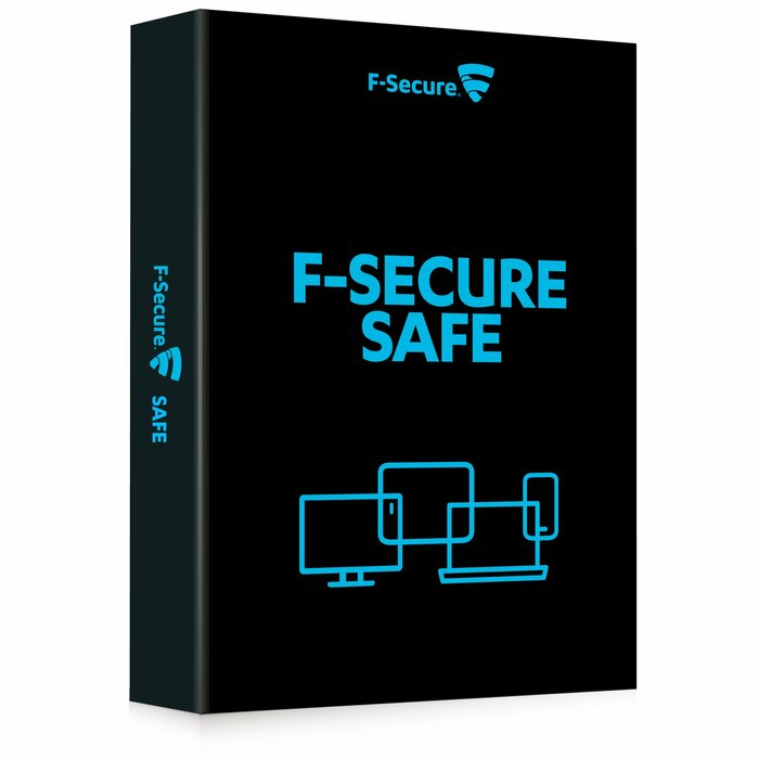 F-SECURE SAFE Full license 1 license(s) 1 year(s) Multilingual