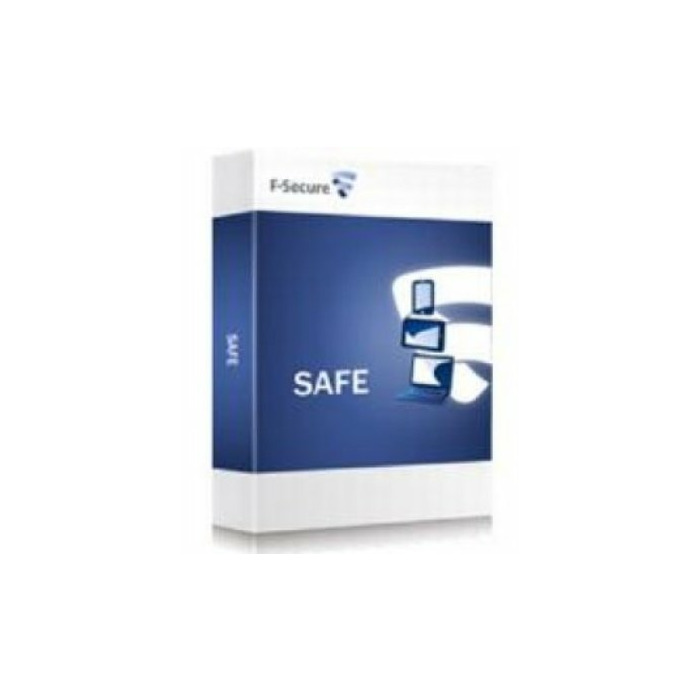F-SECURE SAFE, 1 year, 3 devices 1 year(s)