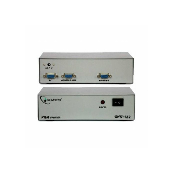 Gembird GVS122 video splitter VGA