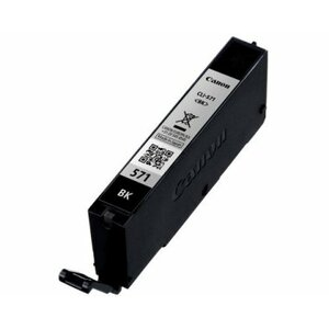 Canon CLI-571BK 1 pc(s) Original Standard Yield Black