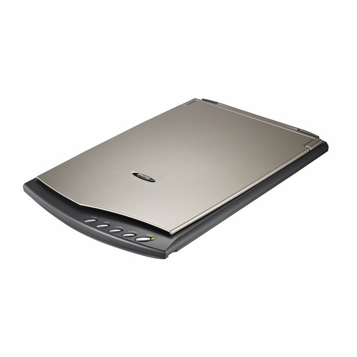 Plustek OpticSlim 2610 1200 x 1200 DPI Flatbed scanner Grey A4