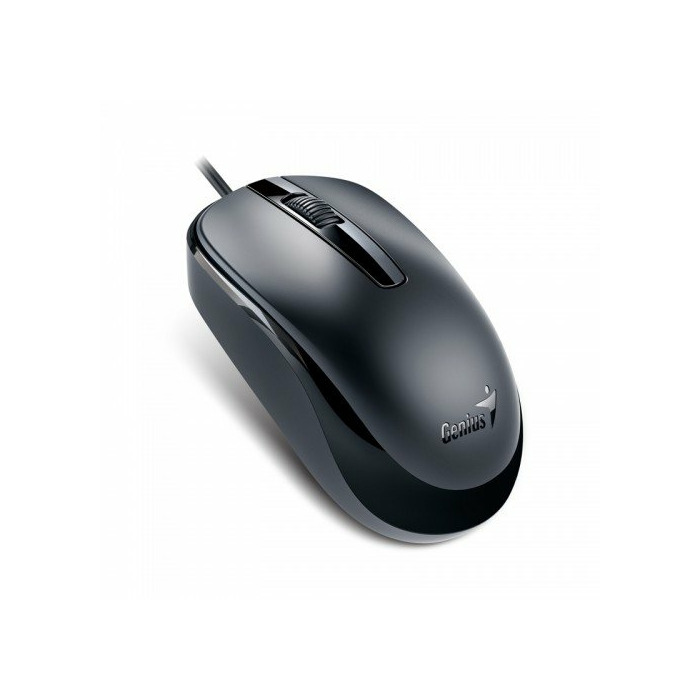 Genius DX-120 mice USB Optical 1000 DPI Ambidextrous