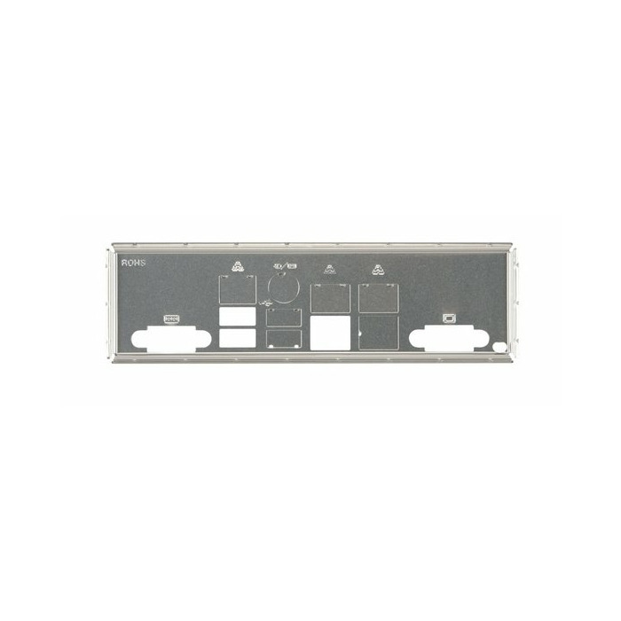 Supermicro MCP-260-00042-0N computer case part Rack I/O shield