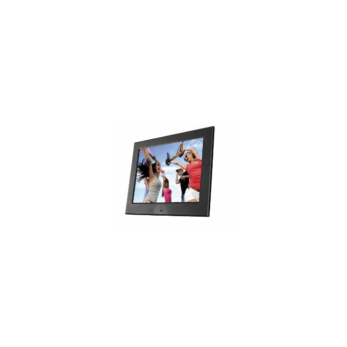"Hama Slimline digital photo frame 20.3 cm (8"") Black"