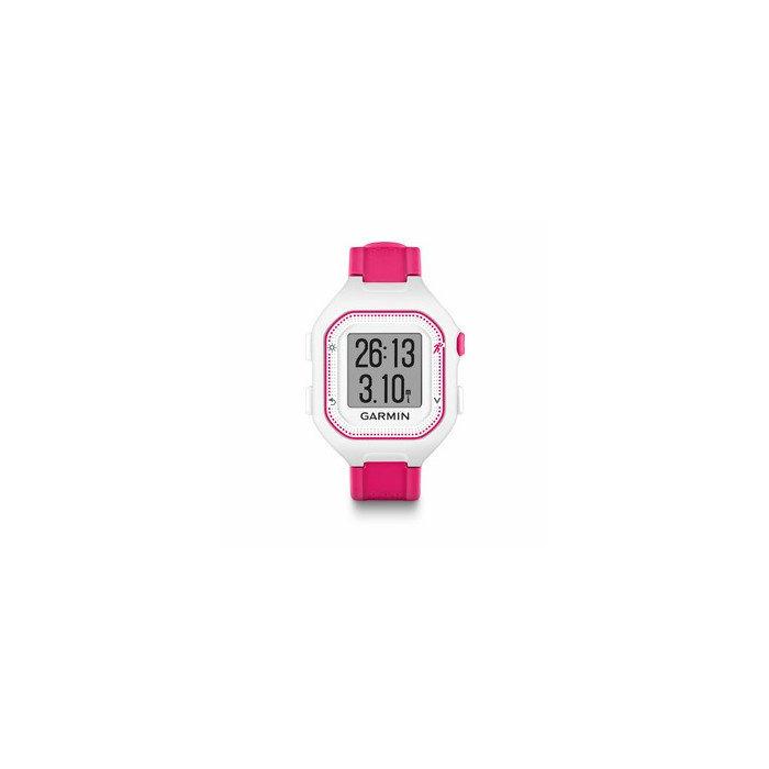 Garmin Forerunner 25 sport watch Pink, White 128 x 128 pixels