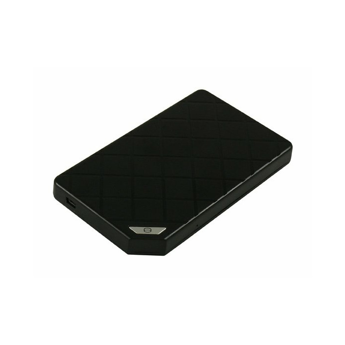 "LC-Power LC-25U3-Shockproof 2.5"" HDD enclosure Black"
