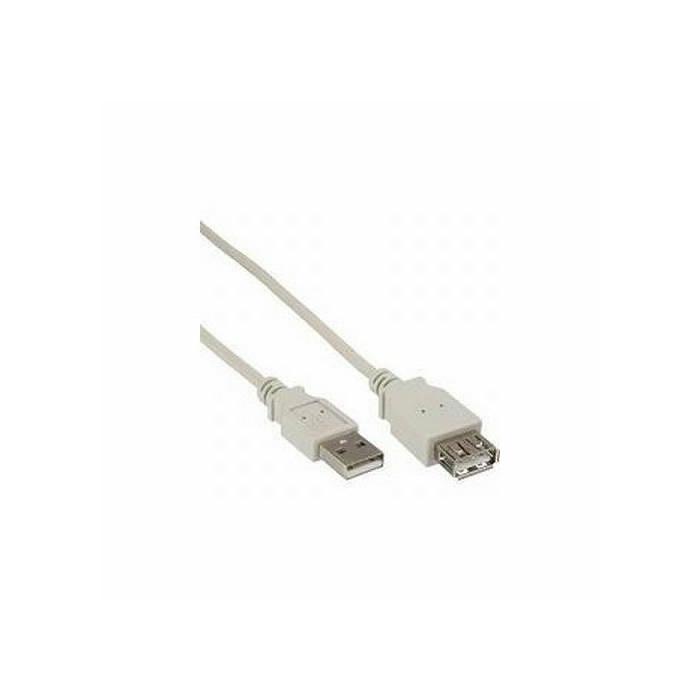 Pagarinātājs Brackton USB 2.0m A