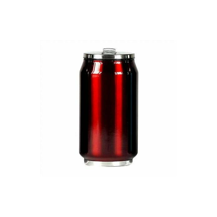 Yoko Design Isotherm Tin Can 280 ml, Shiny red
