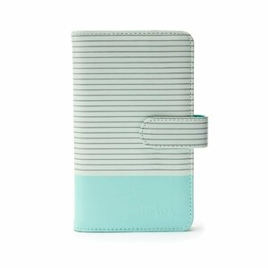 Fujifilm Instax Mini photo album Blue, Grey, White 108 sheets