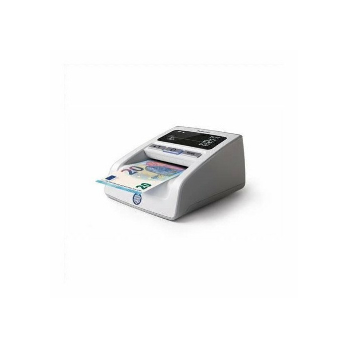 Money checking machine SAFESCA 155-S Grey, Suitable for Banknotes, Number of detection points 7, Value counting