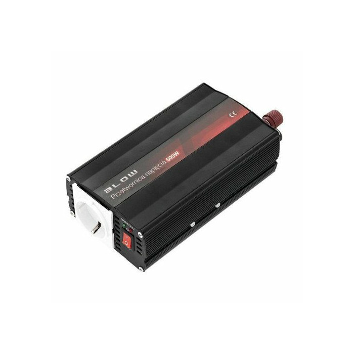 The inverter 12V / 230V 500W BLOW
