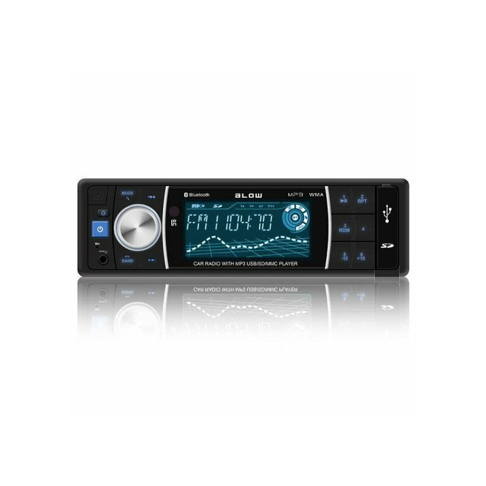 Radio BLOW AVH-8686 MP3 + REMOTE + BLUETOOTH