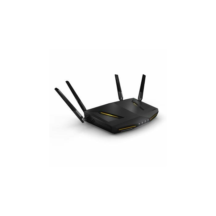 ZyXEL ARMOR Z2 NBG6817 wireless router Dual-band (2.4 GHz / 5 GHz) Gigabit Ethernet Black
