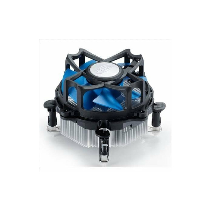 Deepcool CPU cooler Alta9 ,  Intel, socket 775/115x, 92mm fan, hydro bearing, 95W     * Ideal thermal solution for Intel LGA775/115x     * Radial heatsink with 92mm fan to dissipate heat very efficiently.     * Easy installation with push pins.