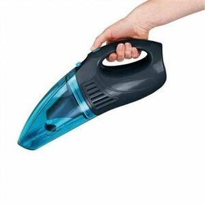 DomoClip DOH109B  Handheld, Black/ blue, 45 W, 0.55 L, 20 min, Cordless