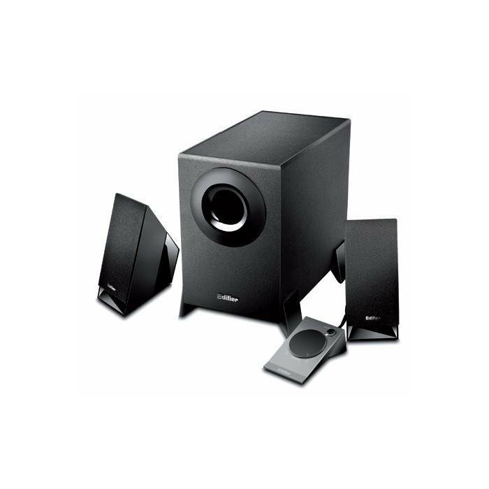 Edifier M1360 speaker set 2.1 channels 8.5 W Black