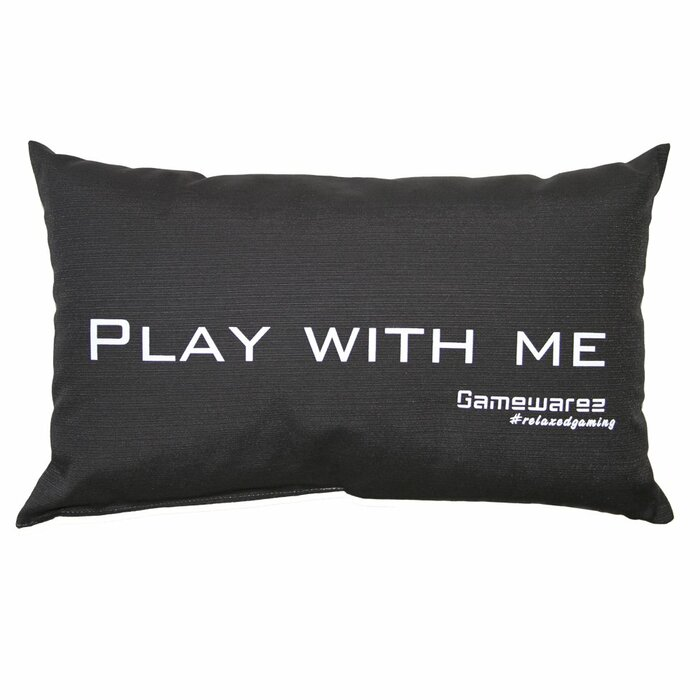 Gamewarez PIA04PWM00 decorative cushion/pillow/insert Decorative pillow