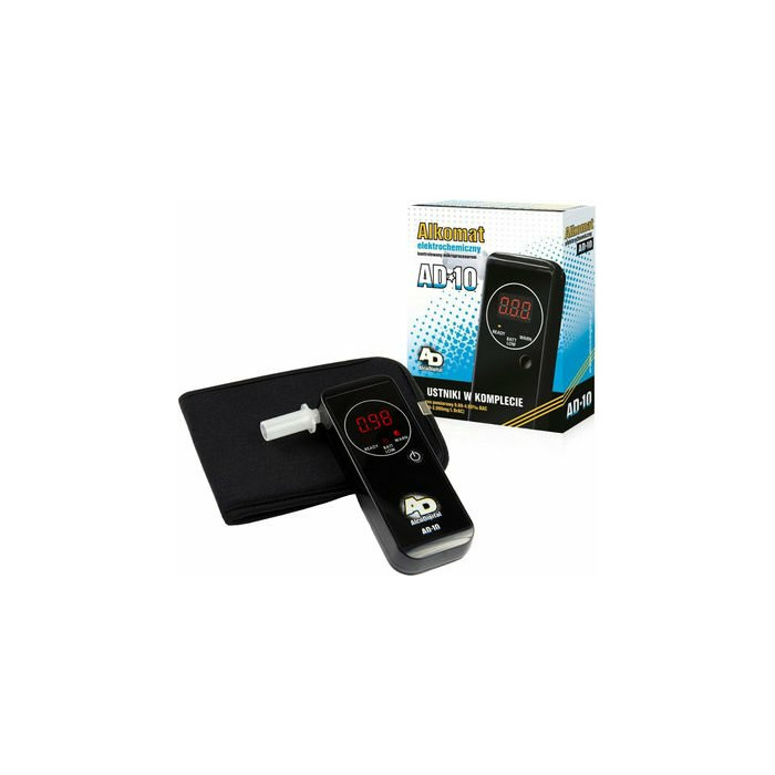 Alcohol tester AlcoDigital AD-10 | fuel cell