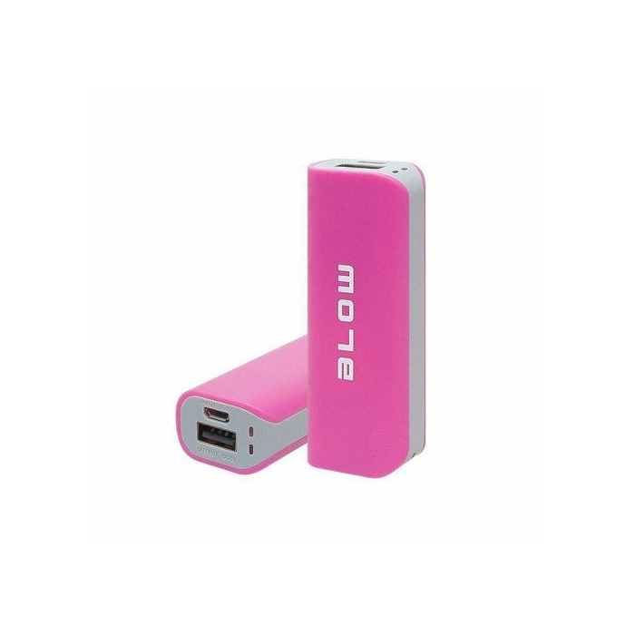 Power Bank 4000mAh 1xUSB PB11 PINK