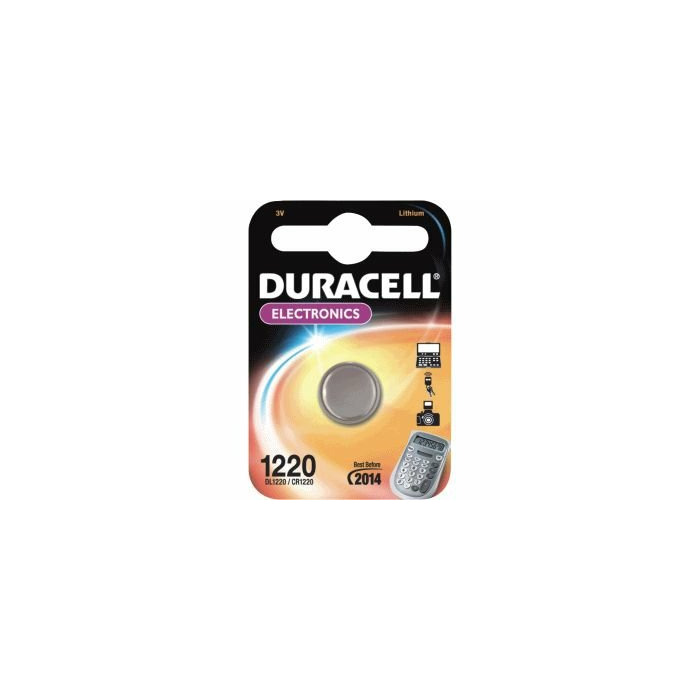 Duracell DL1220 non-rechargeable battery Lithium 3 V