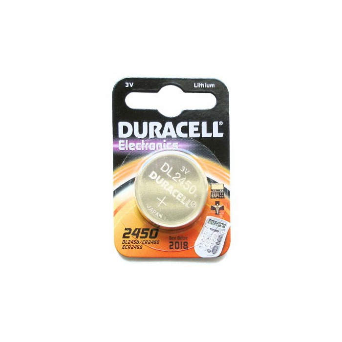Duracell DL2450 non-rechargeable battery Lithium 3 V