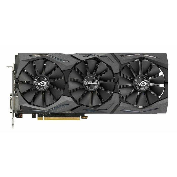 ASUS ROG STRIX-GTX1060-O6G-GAMING GeForce GTX 1060