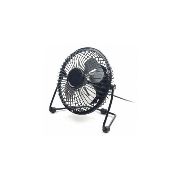 Gembird NF-03 household fan Black
