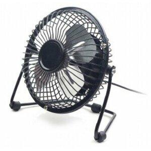 Gembird NF-03 household fan Black