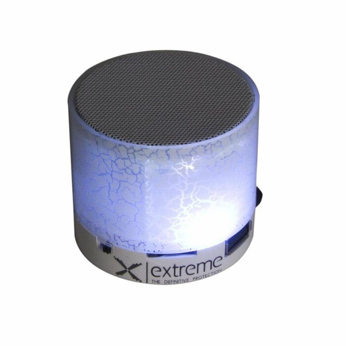 EXTREME XP101W FLASH - BLUETOOTH SPEAKER WITH BUILT-IN FM RADIO