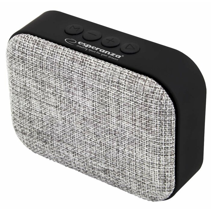 ESPERANZA EP129E SAMBA - BLUETOOTH SPEAKER WITH BUILT-IN FM RADIO
