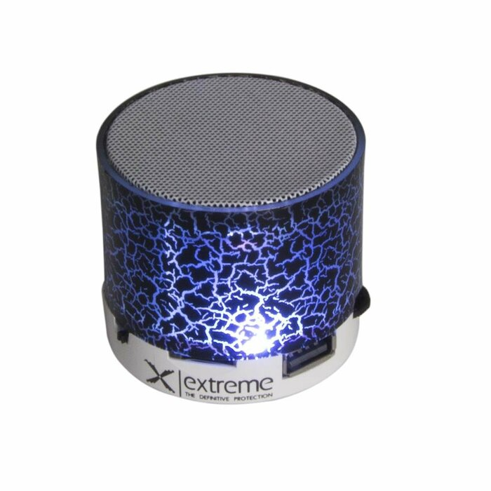 EXTREME XP101R FLASH - BLUETOOTH SPEAKER WITH BUILT-IN FM RADIO