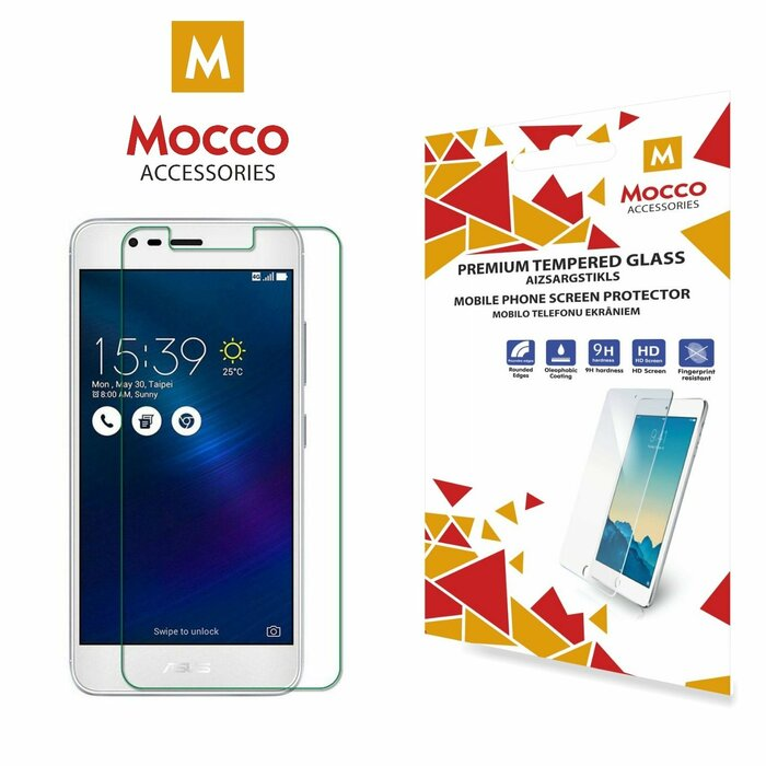 Mocco Tempered Glass  Aizsargstikls Huawei Honor
