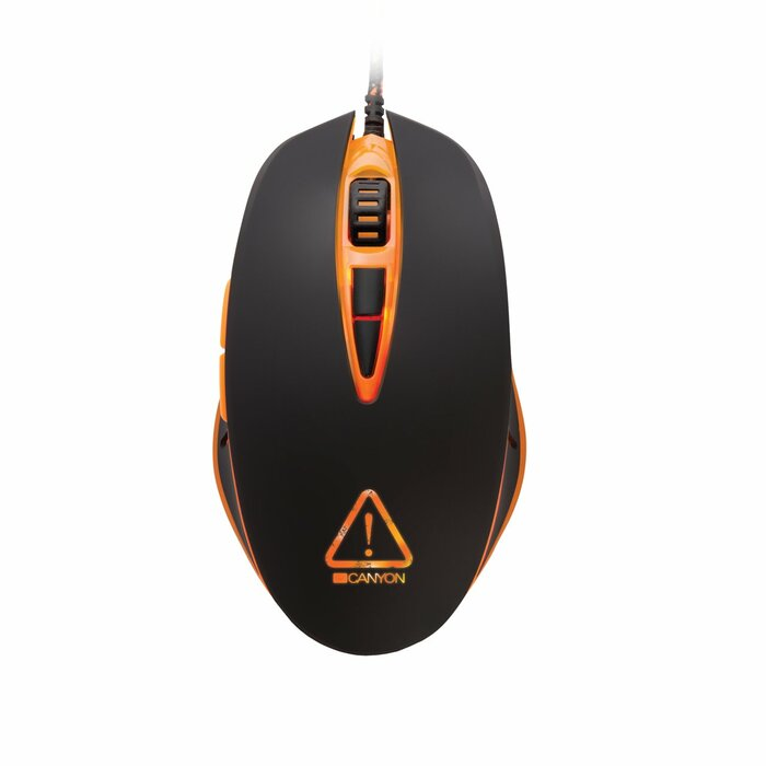 Canyon CND-SGM4N mouse USB Optical 3500 DPI Right-hand