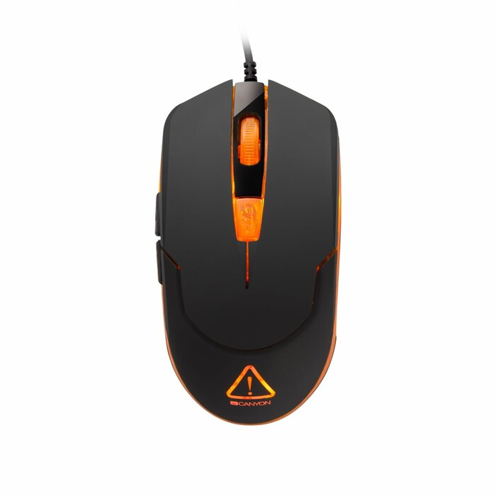 Canyon CND-SGM1 mouse USB Optical 2400 DPI Right-hand
