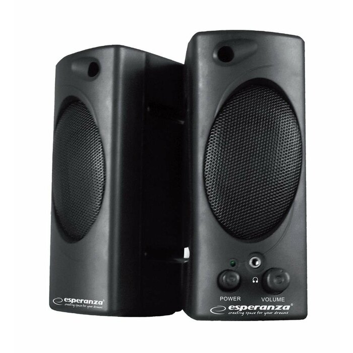 ESPERANZA EP148 TEMPO - Speakers 2.0 USB - 2 x 1W