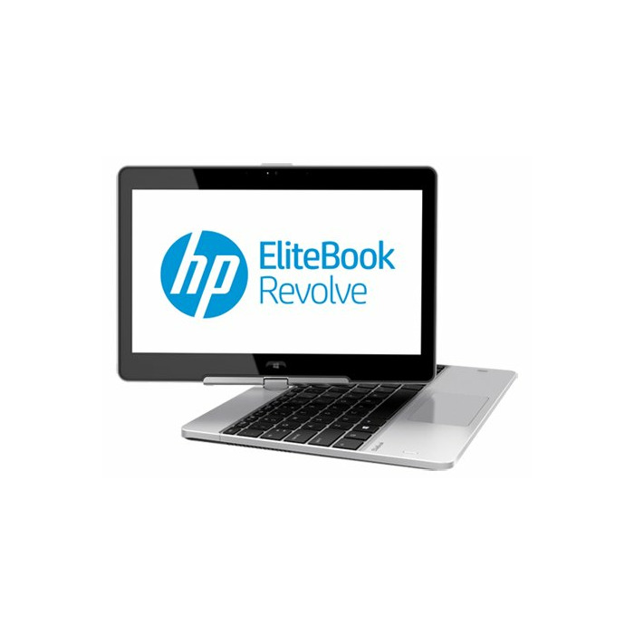 "HP EliteBook Revolve 810 G2 Silver Hybrid (2-in-1) 11.6"" HD Touchscreen i5-4200U/ 4GB RAM/ 128GB SSD/ Windows 10 Pro"