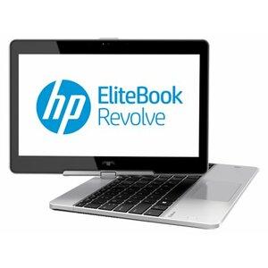 "HP EliteBook Revolve 810 G2 Silver Hybrid (2-in-1) 11.6"" HD Touchscreen i5-4200U/ 4GB RAM/ 128GB SSD/ Windows 10 Pro"
