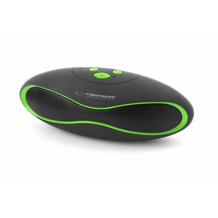 Speaker Bluetooth Trival black-green
