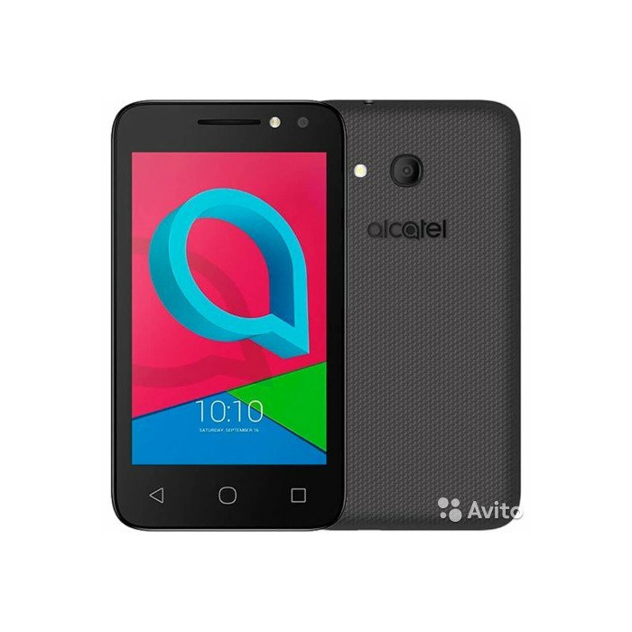 Alcatel U3 4049D black
