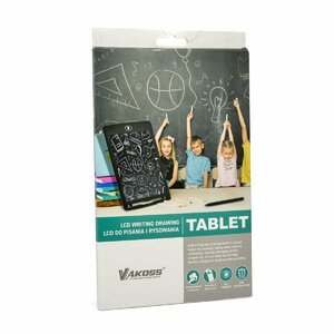 Tablet VAKOSS SB-4523X (black color)