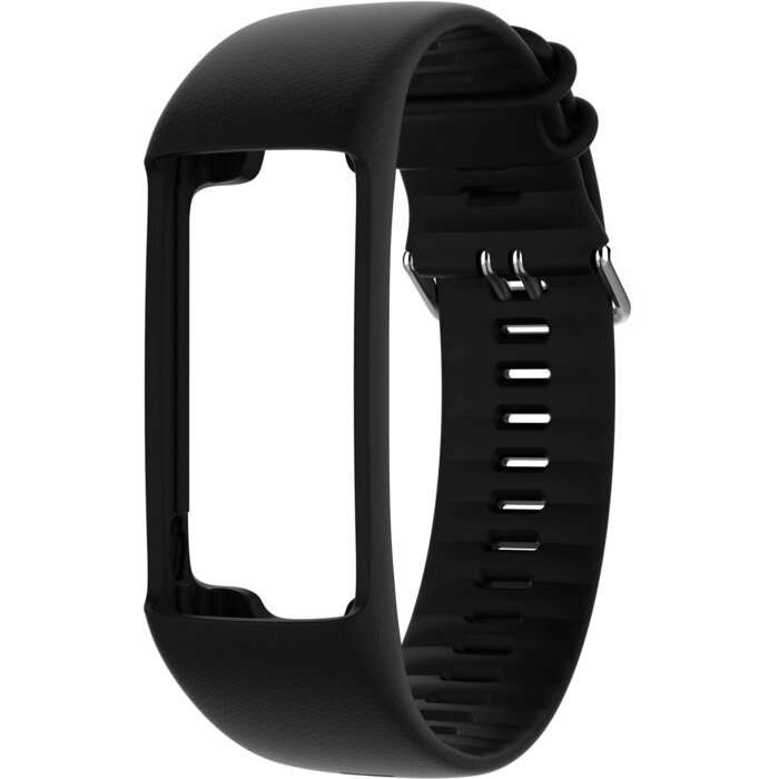 Polar A370 watch strap M/L, black
