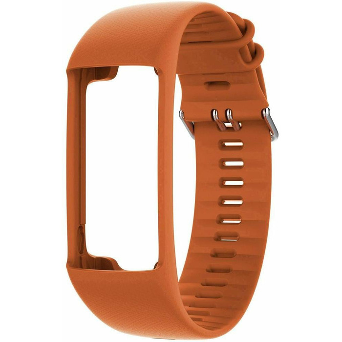 Polar A370 watch strap M/L, orange
