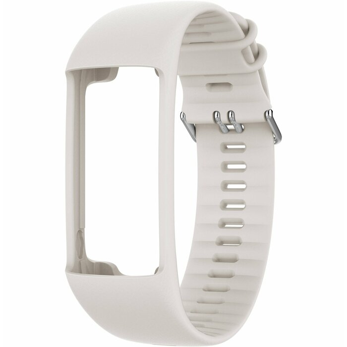 Polar A370 watch strap M/L, white